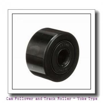 INA NA2200-2RSR  Cam Follower and Track Roller - Yoke Type