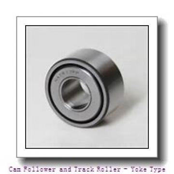 INA NATR17-X-PP  Cam Follower and Track Roller - Yoke Type