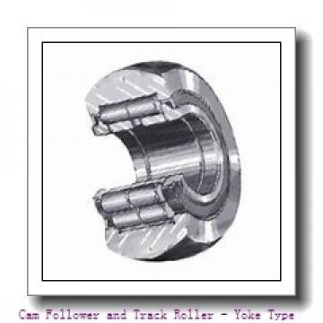 INA RNA2202-2RSR  Cam Follower and Track Roller - Yoke Type