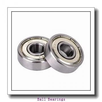 BEARINGS LIMITED KP6AX  Ball Bearings