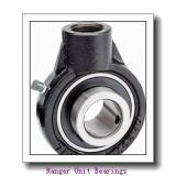 AMI UCHPL206MZ2RFB  Hanger Unit Bearings